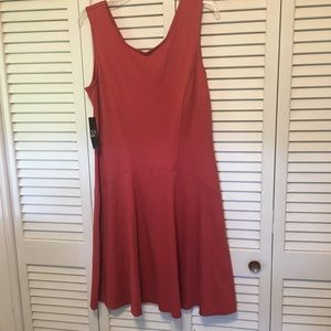 New York and company NWT Coral sleeveless dress